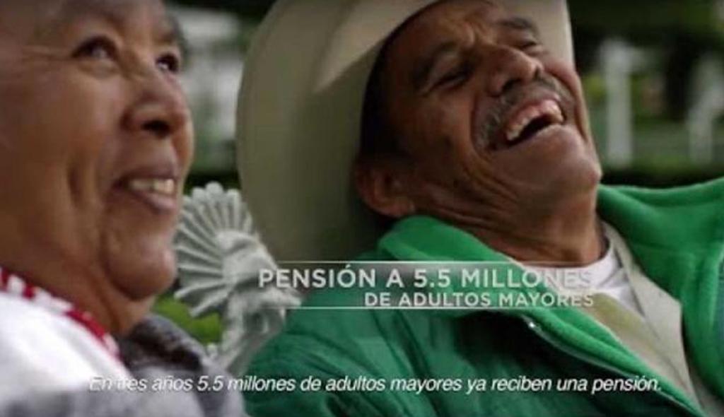 Gasta Peña 14 mil mdp en propaganda