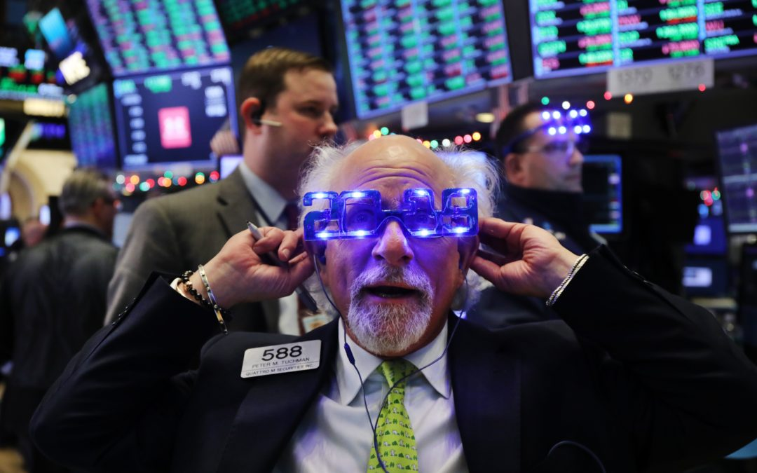 Thank Trump for your early Dow hangover on New Year's Eve