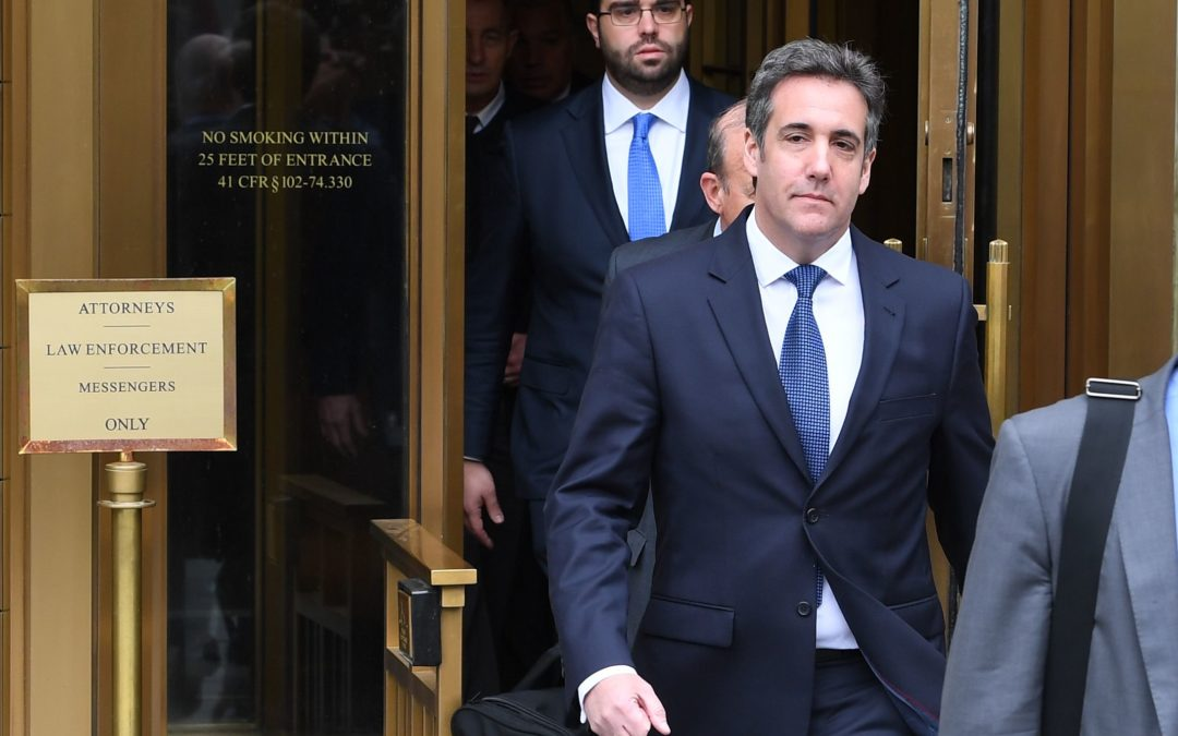 Witness intimidation? Organized crime? Investigate Trump, Cohen claims and threats