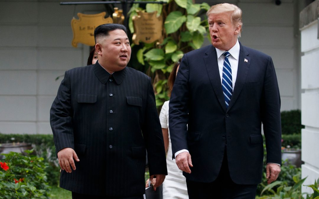After summit diplomacy collapse, what's Donald Trump's North Korea Plan B?