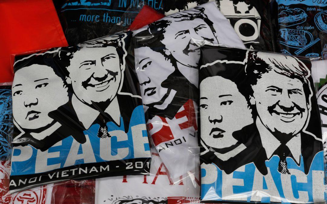 At North Korea summit, flattery got Trump nowhere
