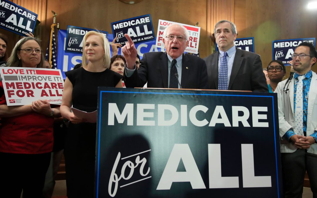 Medicare for All government chokehold would be even worse than private insurance: Doctor