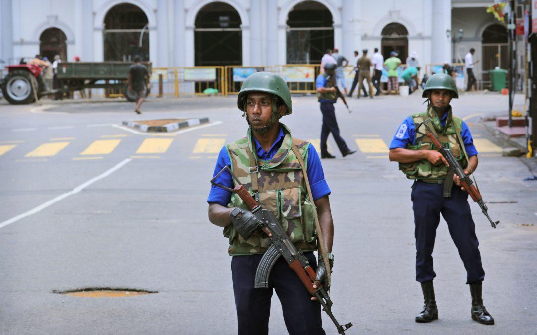 Sri Lanka Easter bombings show Trump is wrong on ISIS