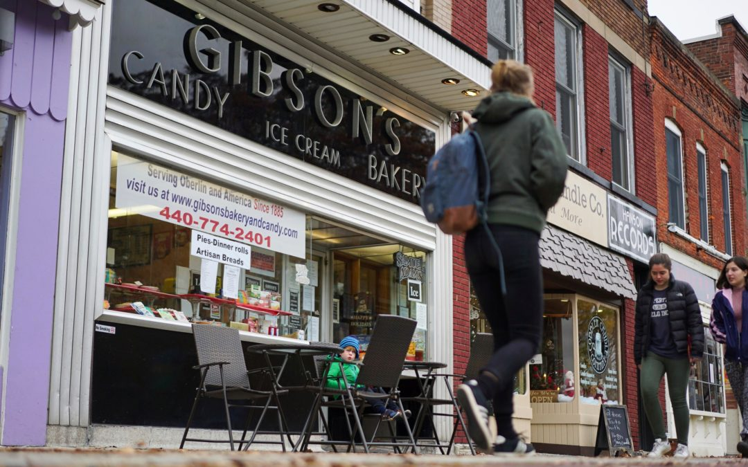 Oberlin College's complicity in false racism charge against bakery reeks of McCarthyism