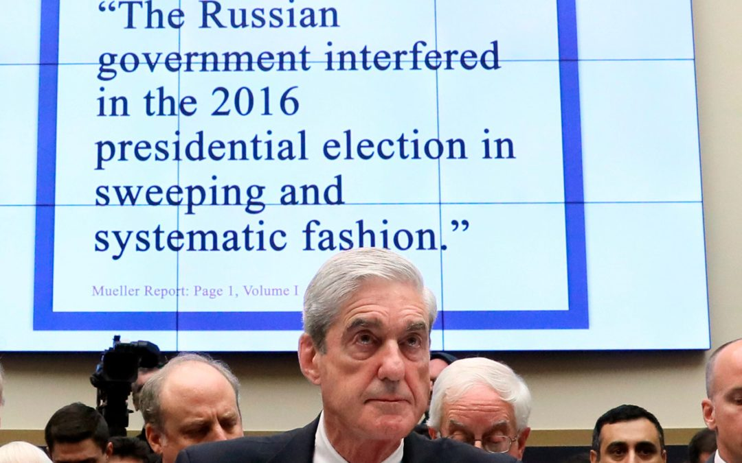 2020 election: Hey 'Moscow Mitch,' the Russians are coming. Again.
