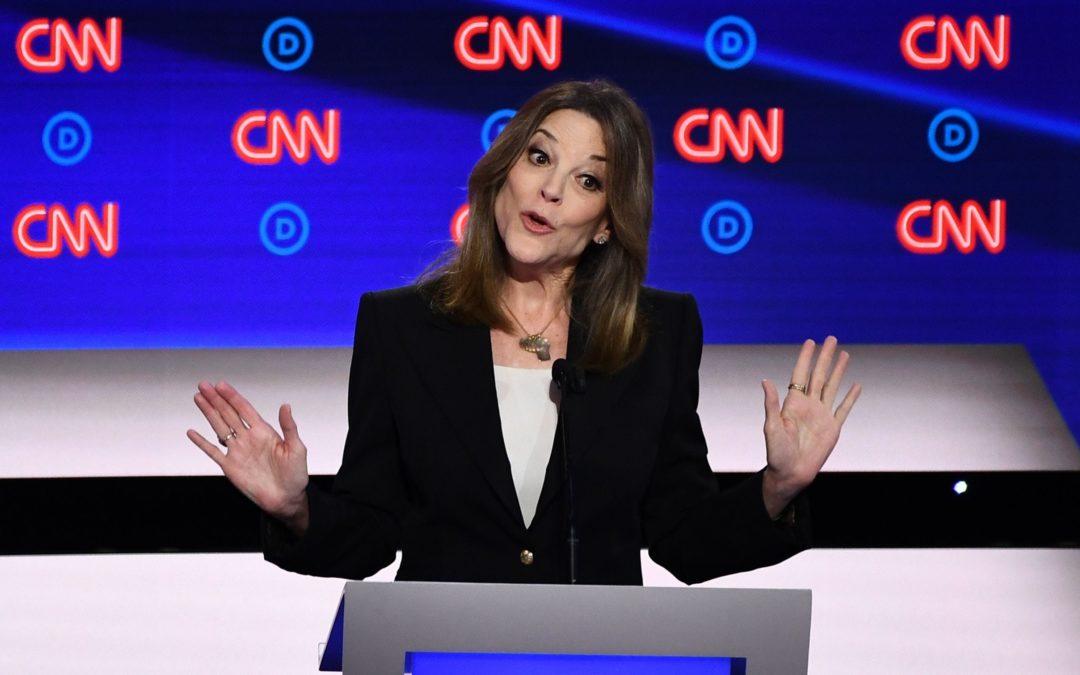 Don't mock Marianne Williamson, Democrats need her spiritual politics in dark Trump era