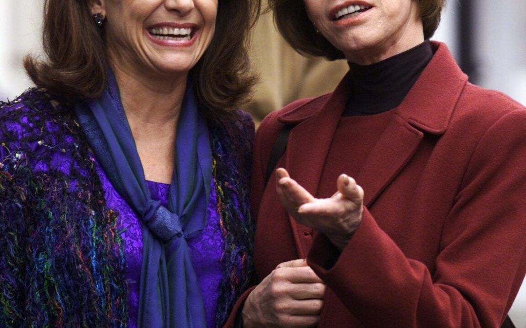 Valerie Harper's death reminded me of my rant about 'Rhoda' and the great response I got