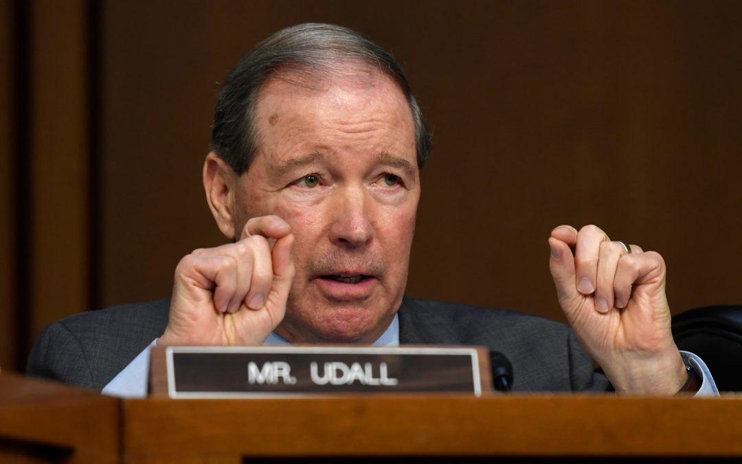 Endless war is distracting from pressing national security threats: Sen. Tom Udall